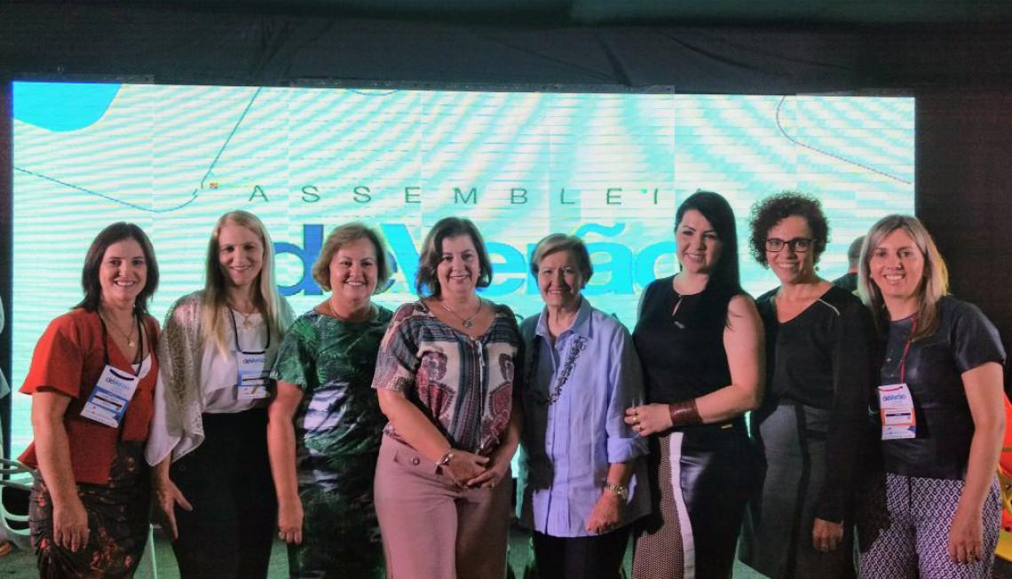 Assédio no serviço público e no setor privado é tema de painel do Movimento de Mulheres Municipalistas