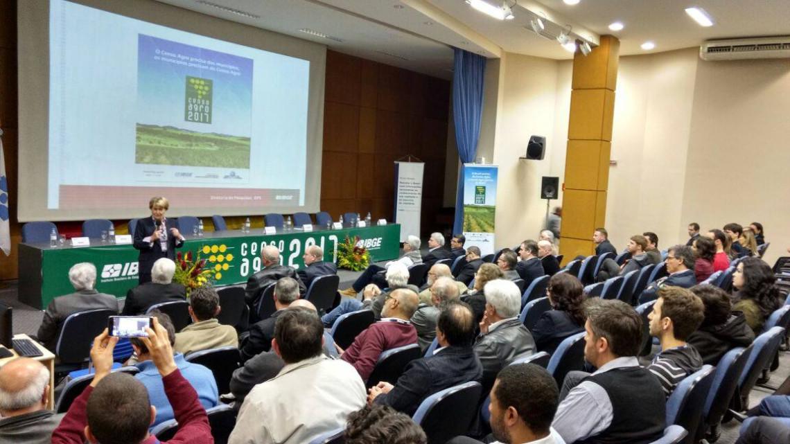 Censo Agropecuário 2017 é lançado no Rio Grande do Sul