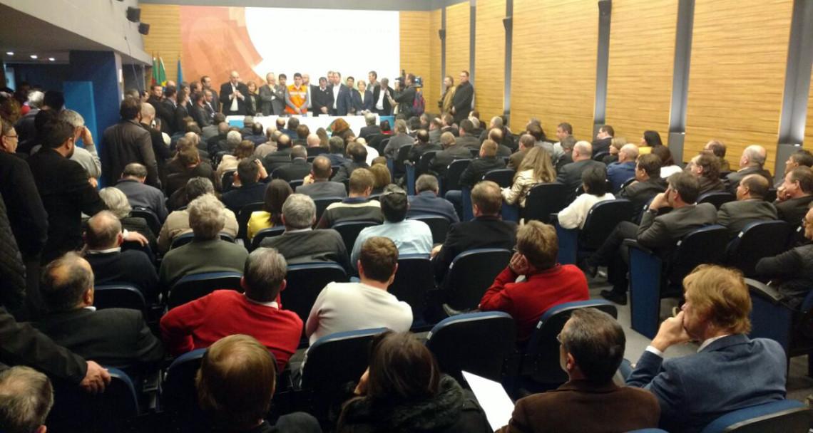 Prefeitos gaúchos pedem urgência na liberação de recursos aos municípios atingidos pelas chuvas e temporais