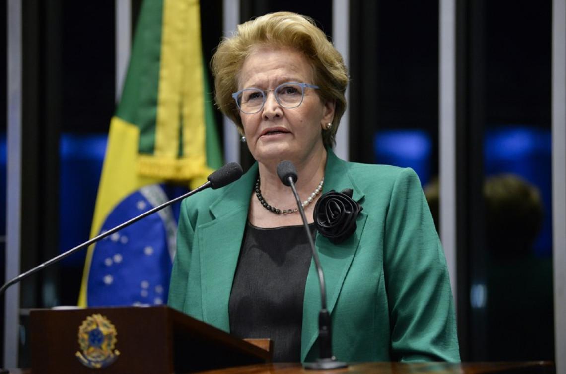 Ana Amélia espera que julgamento no TSE seja concluído nesta semana