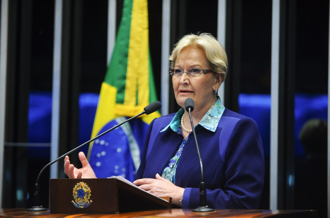 Ana Amélia defende reestruturação de hospitais filantrópicos e Santas Casas