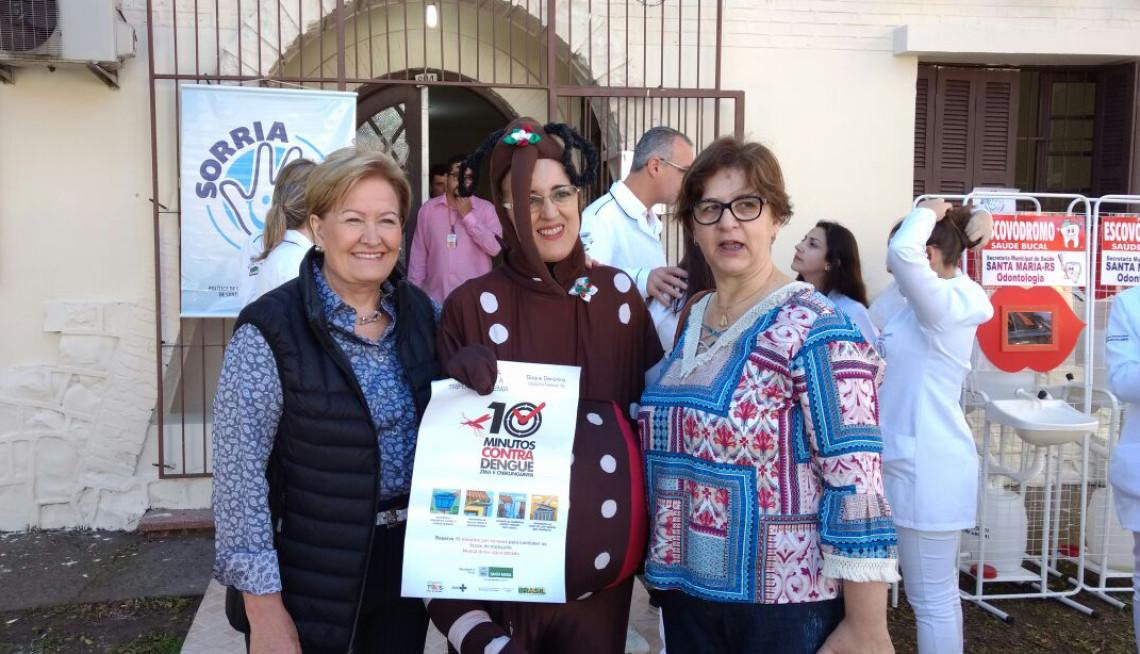 Projeto Sorria Santa Maria visa zerar demanda de atendimentos odontológicos no município