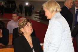Missa em memória do senador Luiz Henrique reúne familiares e parlamentares em Brasília