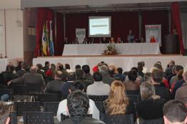Seminário  da  UVESC - Urubici / SC.(03.07.2015)