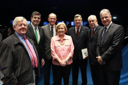 Sessão solene alusiva ao Dia Internacional do Cooperativismo e aos 45 anos da OCB