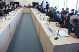 Reunião da Bancada Gaúcha com o ministro dos Transportes (05.08.2015)