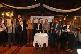 Jantar de Celebração dos 10 Anos do PRB(07.08.2015)