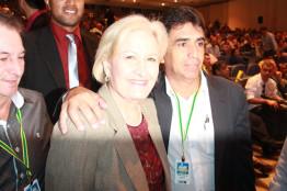 Na Marcha dos Vereadores, senadora defende propostas para resolver a crise federativa