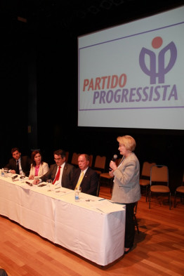 Reunião do Partido Progressista