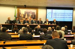 Reinstalada Frente Parlamentar em Defesa dos Municípios Sedes de Usinas Hidroelétricas e Alagados