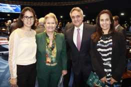 Homenagem aos 70 anos da FAO rende aplausos às conquistas do Brasil no combate à fome