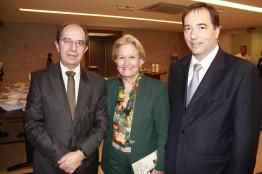 Senadora prestigia lançamento da 5ª edição da Revista do Conselho Nacional do Ministério Público