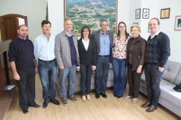 Projeto para duplicação de rodovia em Nova Petrópolis é apresentado à senadora Ana Amélia