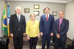 Investimentos em defesa agropecuária e nomeação de fiscais concursados são defendidos durante audiência da CRA em Porto Velho