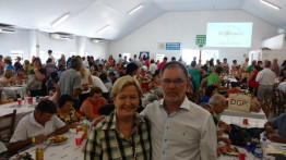 Federação dos Trabalhadores Aposentados e Pensionistas realiza evento em comemoração aos 32 anos da entidade