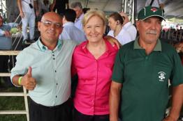 Audiência pública da Comissão de Agricultura do Senado - 26ª Abertura Oficial da Colheita de Arroz - Alegrete