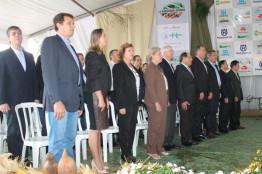 Abertura Oficial da 16ª. Expoagro Afubra - Rio Pardo - RS(21.03.2016)