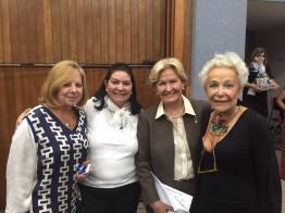 Fórum de Libras (Liga das Mulheres Eleitoras do Brasil), em São Paulo