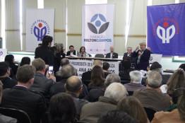 Evento da Fundação Milton Campos, em Santo Ângelo