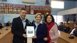 Em Rio Pardo, Ana Amélia renova apoio a demandas da região