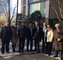 Ana Amélia cumpre missão oficial a convite do governo japonês