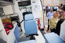 Pelotas conta com nova ambulância do Samu
