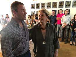 Prefeito de Santa Bárbara do Sul agradece emenda parlamentar