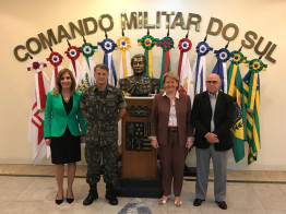 Comando Militar do Sul (16.03.2018)