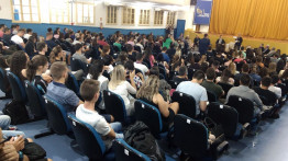 Faculdade Dom Alberto - Santa Cruz do Sul (16.03.2018)