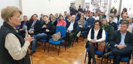 Reforma tributária, BR 386 e municipalismo são pautas de reunião com empreendedores na CACIS, em Estrela