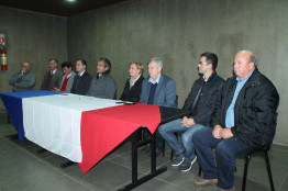 Visitas a escola e Apae e balanço do mandato marcaram a agenda no Alegrete
