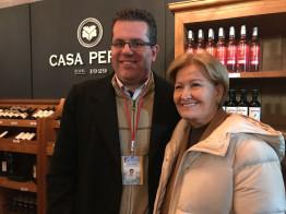 Senadora fala sobre cenário político e recebe demandas dos empreendedores em reunião na CICS Farroupilha