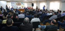 Pauta municipalista e balanço do mandato marcam agenda em Palmeira das Missões