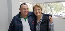 Em São Martinho, prefeitos da Amuceleiro falam das prioridades para a região