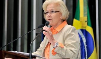 Ana Amélia cobra melhores serviços e defende conquistas dos trabalhadores