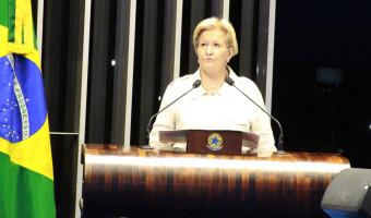 Burocracia é a luta mais desigual enfrentada pelos pacientes com câncer, diz Ana Amélia