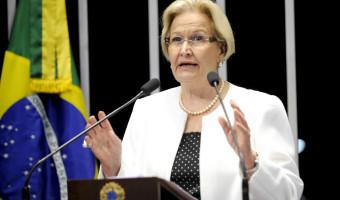 No Dia Internacional do Idoso, Ana Amélia alerta para prejuízos de fundos de pensão