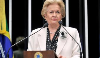 'Fazem gato e sapato dos brasileiros no Mercosul', diz Ana Amélia