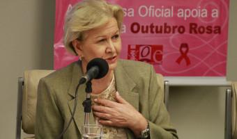 Senadora Ana Amélia participa do Fórum da Judicialização em Oncologia