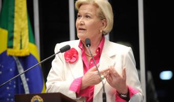 Ana Amélia pede renovação dos contratos de fornecimento de nafta para as petrolíferas