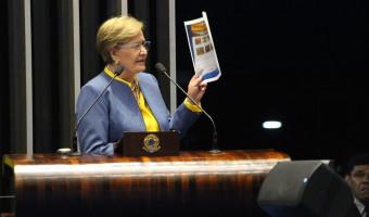 Ana Amélia se posiciona a favor dos direitos dos trabalhadores na Reforma da Previdência
