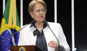 Senadora é contra retirada de direitos dos trabalhadores urbanos e rurais na Reforma da Previdência
