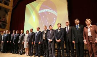 Governadores da Argentina e do Sul do Brasil realizam encontro em Porto Alegre