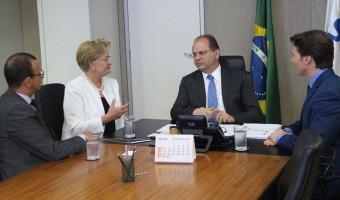 Ministro da Saúde garante funcionamento de nova UPA em Caxias do Sul