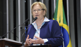 Ana Amélia apoia STF por permitir prisão após julgamento em 2ª instância
