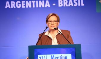 Lideranças do Brasil e da Argentina discutem relação entre os dois países no 21º Meeting Internacional
