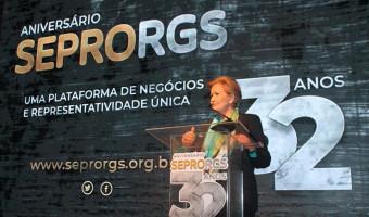 Seprorgs, entidade das empresas de informática do RS, celebra 32 anos