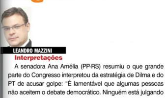 O Sul: Leandro Mazzini - Interpretações