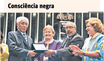 Jornal do Comércio: Fernando Albrecht - Consciência Negra