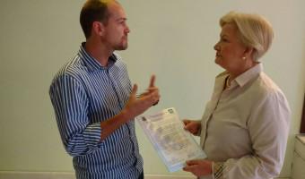 Prefeito de Frederico Westphalen pede apoio da senadora para construção de escola profissionalizante para agricultores